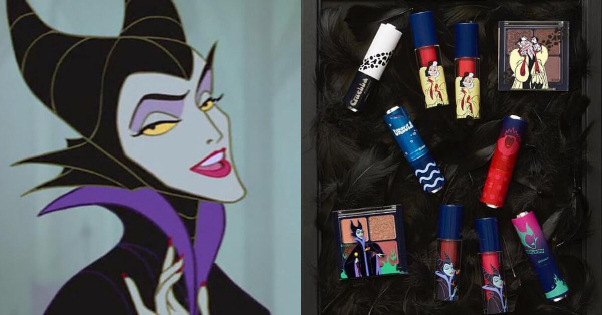 迪士尼不只有米奇和公主!Etude House X Disney最新聯名彩妝讓「反派角色」也入列