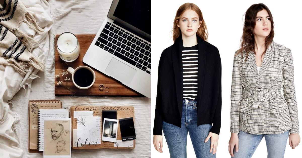 防疫期間在家上班要怎麼穿?5款遠端工作上衣推薦,讓你穿睡褲開會也不失禮
