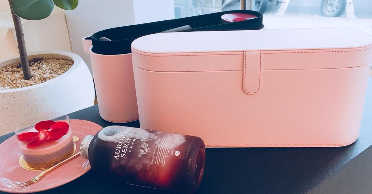 吹髮也能感受櫻花季?! dyson吹風機推出粉嫩櫻花色禮盒版,搭配讓人著迷的3大特點,是時候該收了!