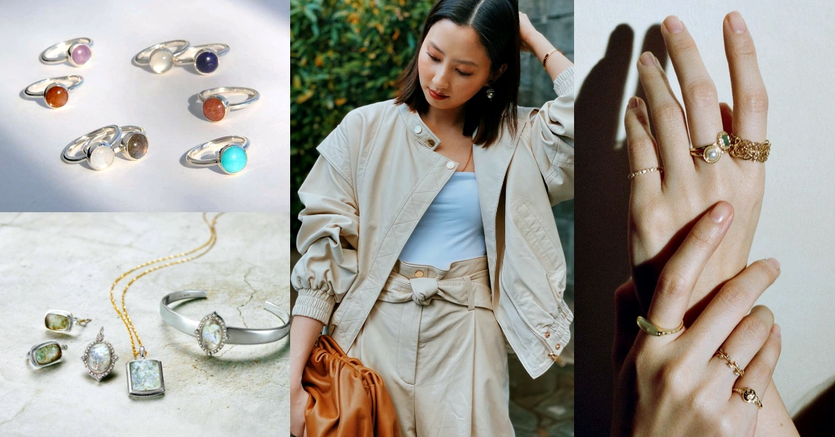 浮誇飾品OUT!台日女孩在瘋的質感輕珠寶推薦!最低千元有找幫你守住荷包戴出氣質