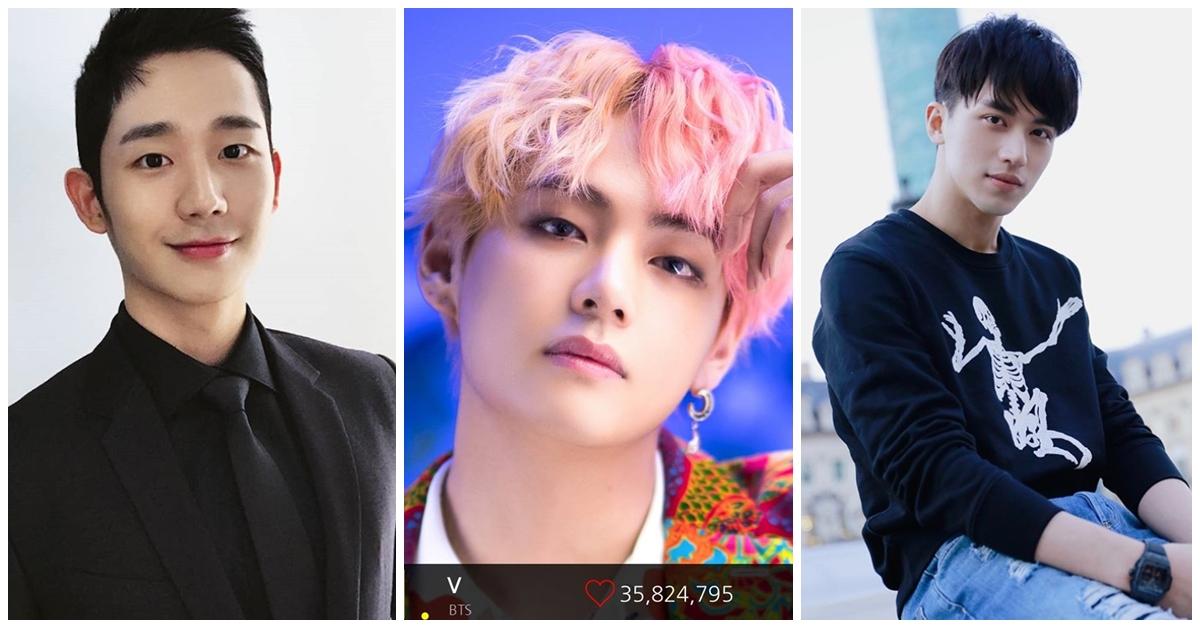 第一名又是他!2018全球最帥美男排名揭曉,你的男神有上榜嗎?