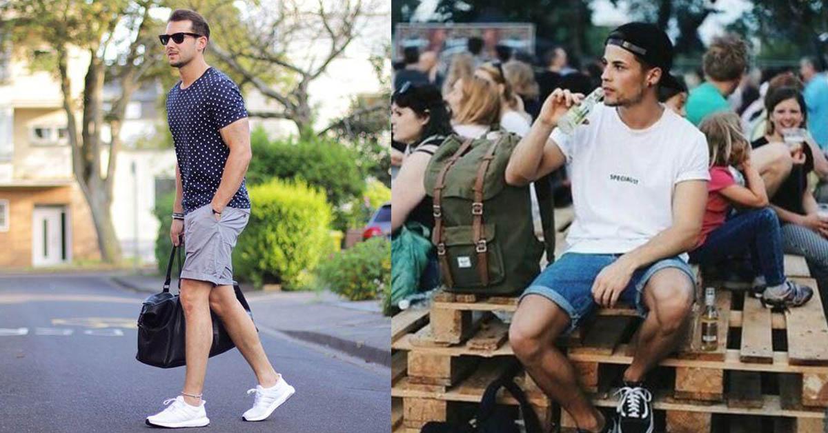 逛街出遊皆可穿的百搭單品!一件「牛仔短褲」傳達舒適兼具的率性Look