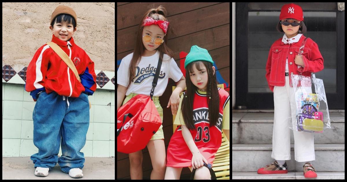 什麼!年紀最小才5歲!「這些」時尚Icon潮童甚至比你還會穿啊~