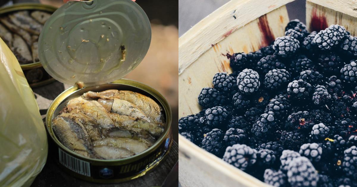 防疫屯糧別再搶泡麵!世衛推薦「9大居家防疫食物」,白菜、花椰菜最耐放、魚罐頭請選「這款」