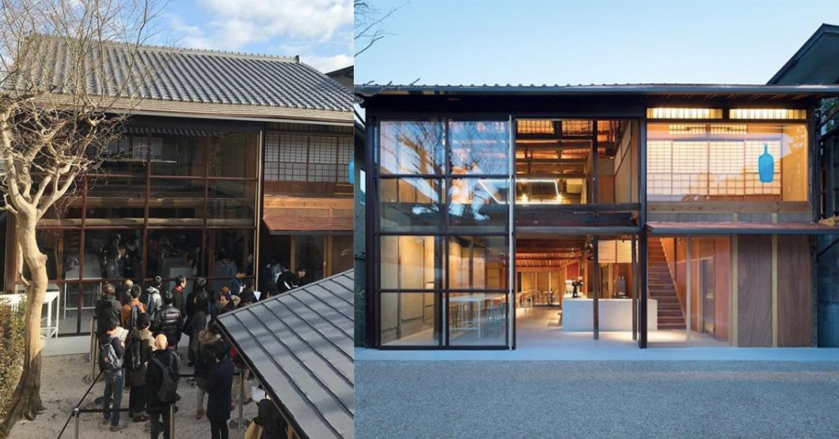 下次去京都絕對要踩點!Blue Bottle於京都開設第八間分店今湧朝聖人潮