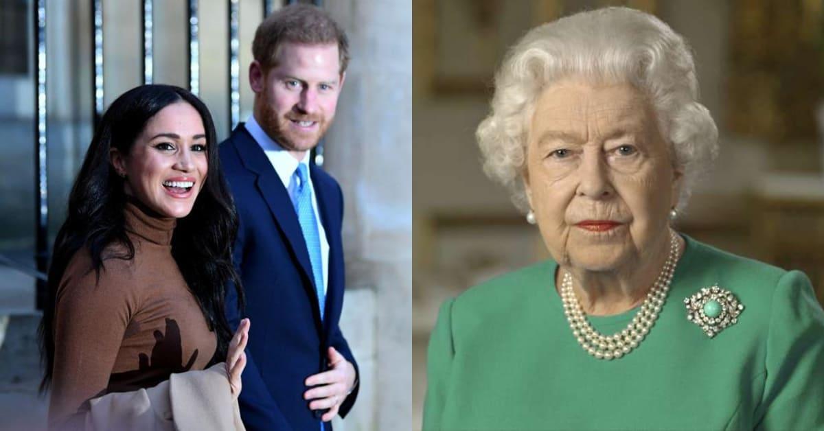 哈利、梅根與英國皇室正式切割!英女王收回全部榮譽頭銜,3月7號歐普拉專訪全球屏息以待