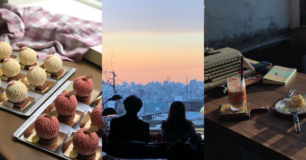 成為韓國情侶的新寵兒!來首爾「解放村」這5間風格咖啡廳慢活一下