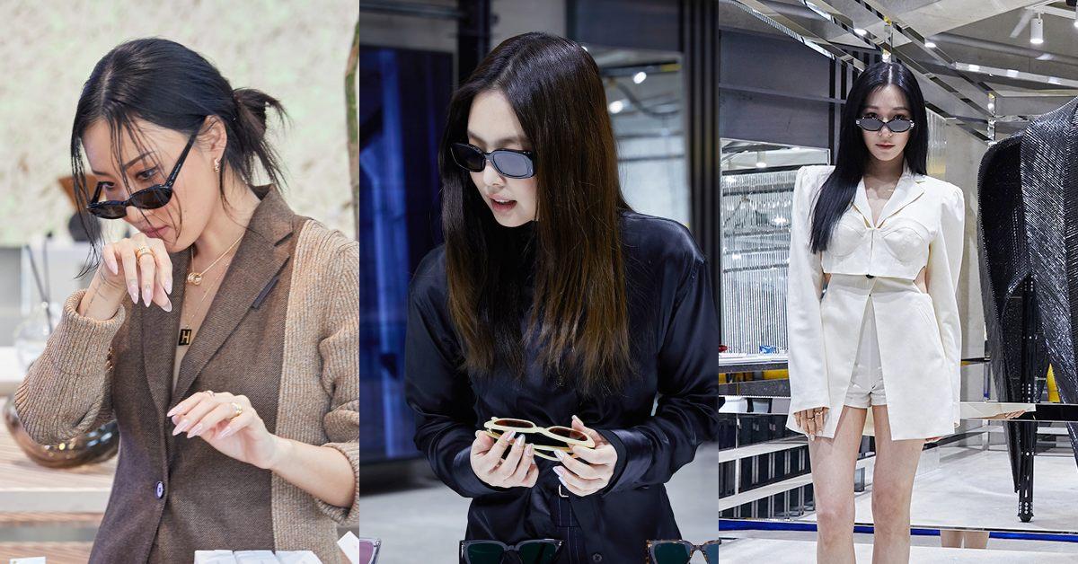 春夏墨鏡推薦Gentle Monster!BLACKPINK Jennie,少女世代Tiffany,韓系女神都買這一款