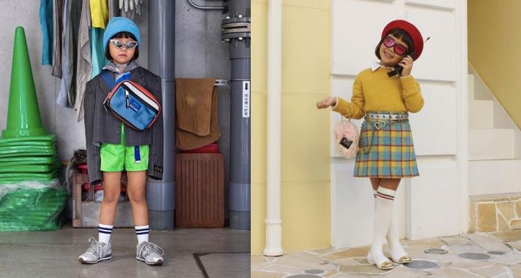 才7歲就比你時髦!原宿小女孩「Coco Pink Princess」的4種穿搭秘訣大人也該學