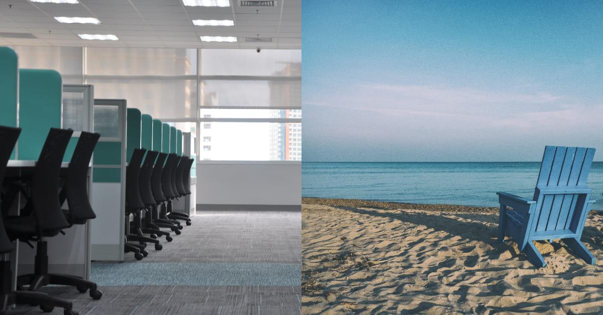 連假後不想上班?專家教你5點心理測驗,「工作不是人生唯一目的」