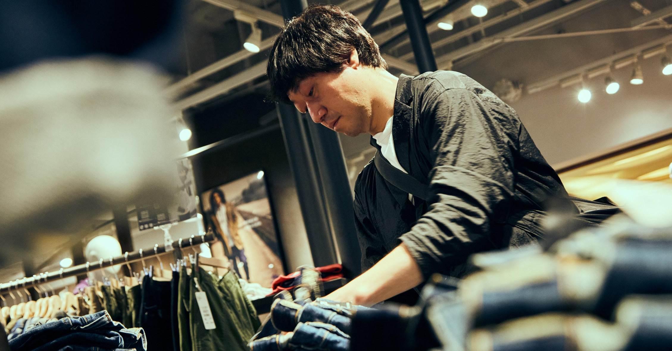 衣櫃裡絕對不能少了這一件!日本職人用丹寧魅力席捲亞洲