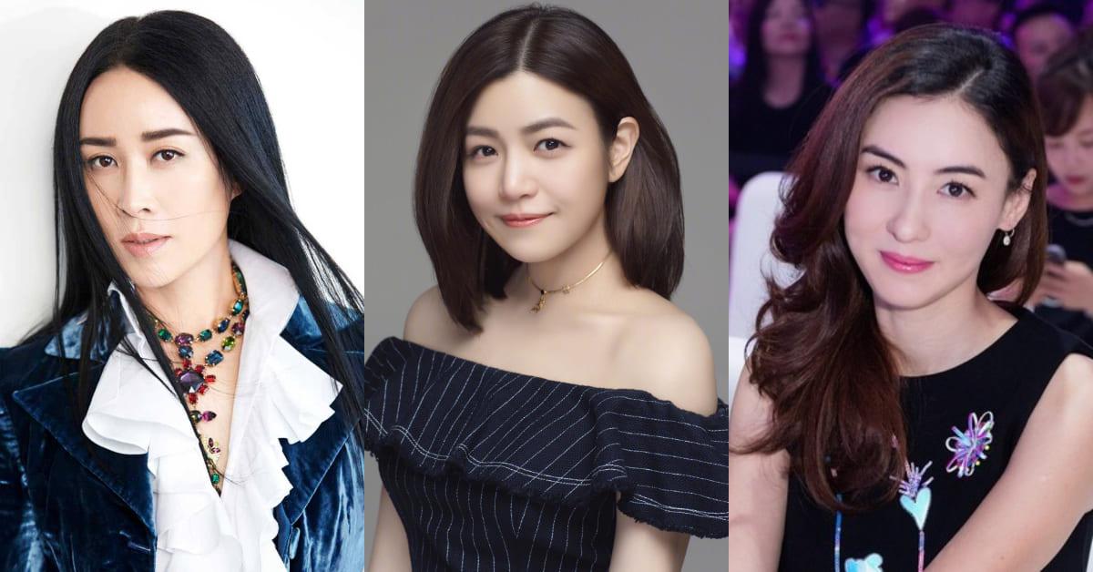 《乘風破浪姐姐2》那英、張柏芝、陳妍希…10女星確定加入,《如懿傳》的她也來了