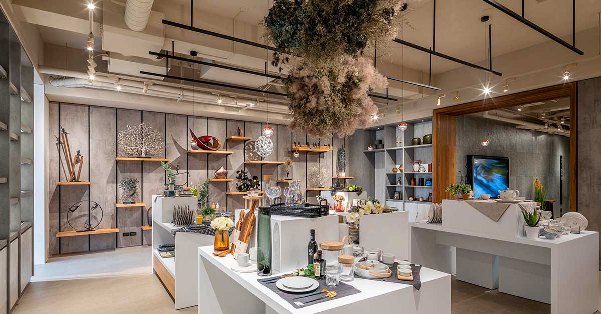 台中人期待已久的時髦選品店「夏馬城市生活」,蒐尋國際品味家飾家具不再需要奔波台北!
