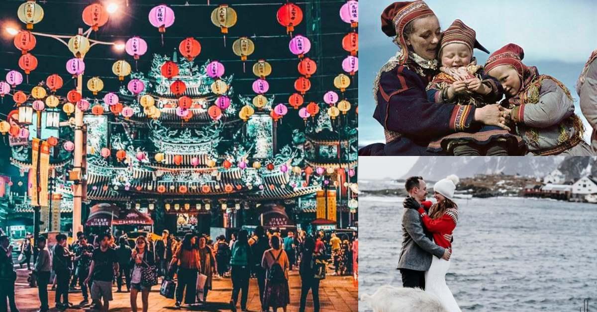 """全世界最幸福的國家Top10!台灣狠甩日本勇奪亞洲第一!不丹拱手把最寶座讓給""""它"""""""