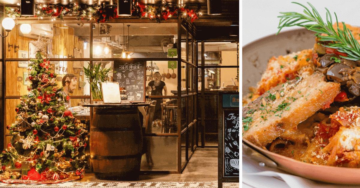 敦化巷內的法式餐酒館「Rue216」,道地南法鄉村菜 馬賽燉魚湯、櫻桃油封鴨腿讓在台法國人都瘋狂!
