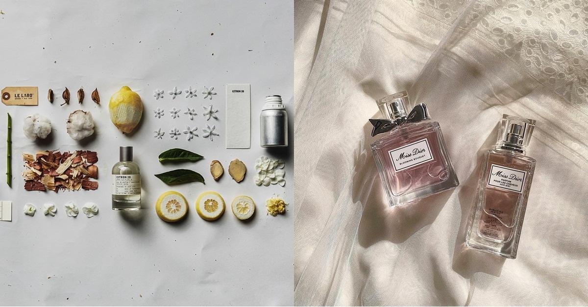 心理測驗|每種味道都會顯現個性?從香水味道測出你的隱藏性格