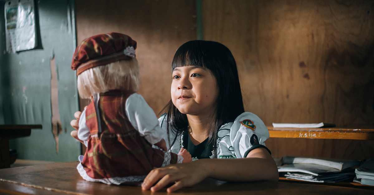 床母附身!泰國導演打造2019壓軸恐怖片最新鬼片《鬼玩伴》,女孩的神秘玩伴是...