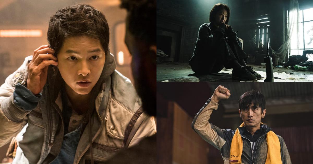 盤點 Netflix 5大韓國原創電影!宋仲基、金泰梨《勝利號》打頭陣,朴信惠《聲命線索》獲排行榜冠軍
