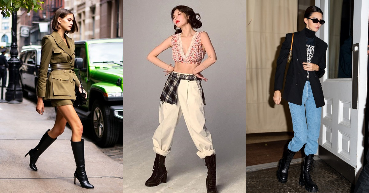 2020秋冬長靴搭配6個Tips!照個泫雅做,亞洲女生也可掌握完美比例!
