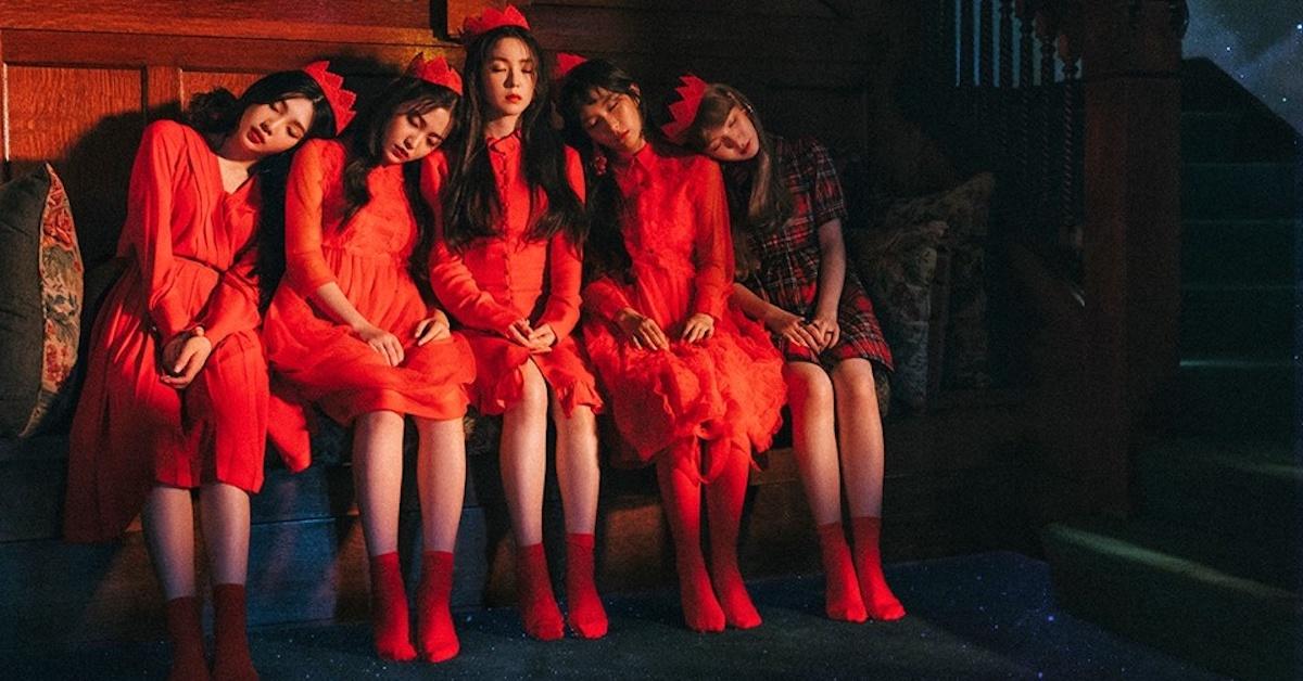 韓國怪物級女子團體 Red Velvet 將於11月17日以第二張正規專輯《Perfect Velvet》正式回歸
