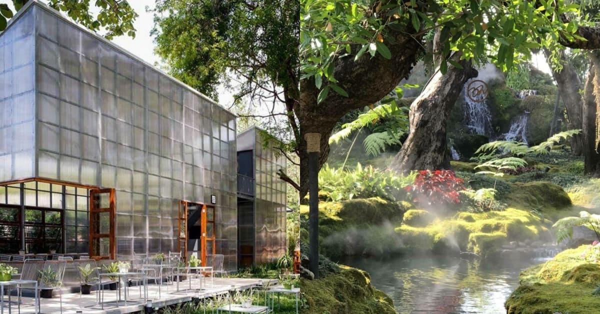 此地只應天上有!美到出水的5間清邁森林系咖啡廳,夢幻程度絕對是仙境等級