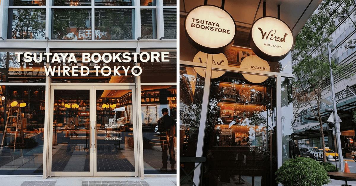 日本蔦屋書店TSUTAYA & Wired Tokyo松山開幕! 兩層落地窗,書香混合著咖啡香,各國雜誌書籍等妳來翻!
