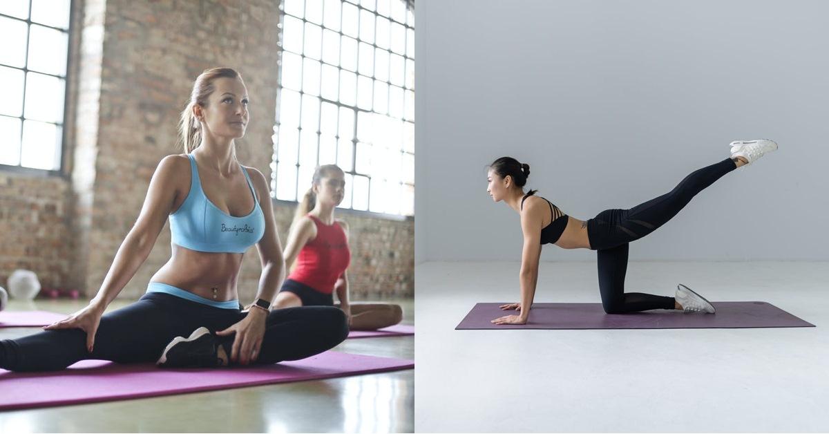明明超瘦卻小腹超凸?小心可能是骨盆前傾!3招矯正運動找回腹肌和翹臀