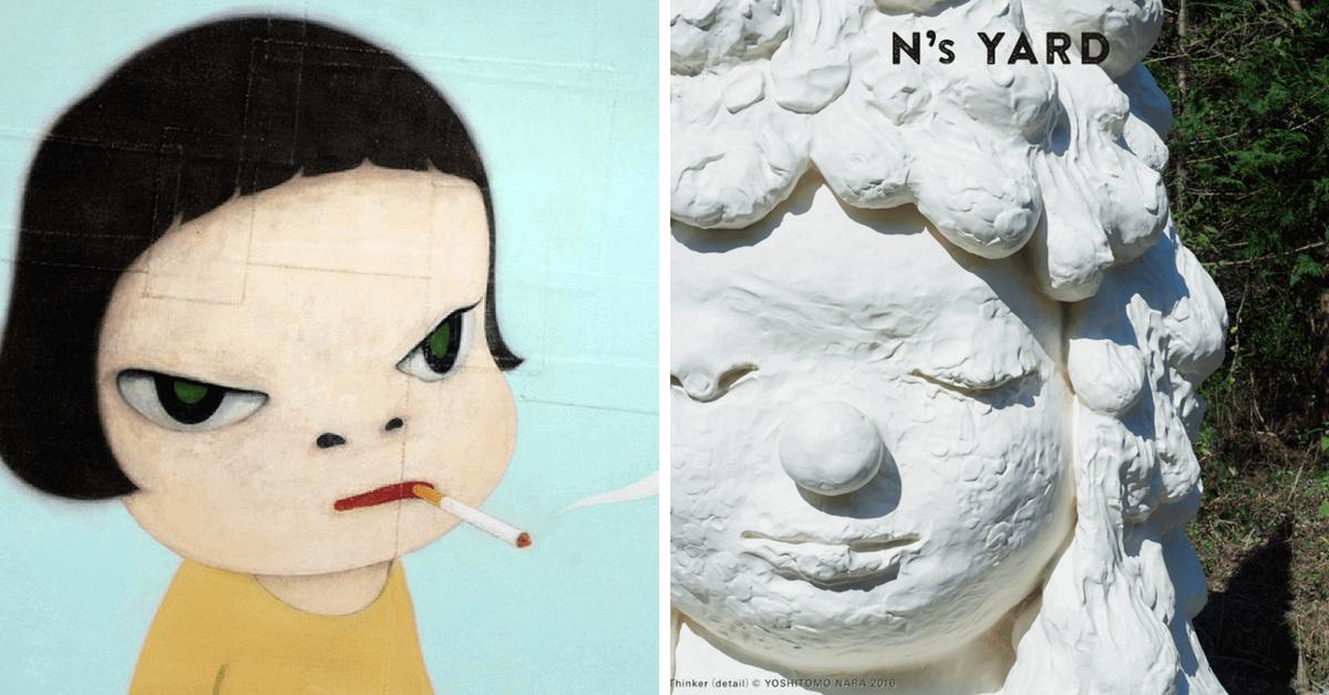 日本旅遊必訪!奈良美智美術館三月開幕 插畫展與咖啡廳,午後就和大眼厭世小孩們一起過吧!