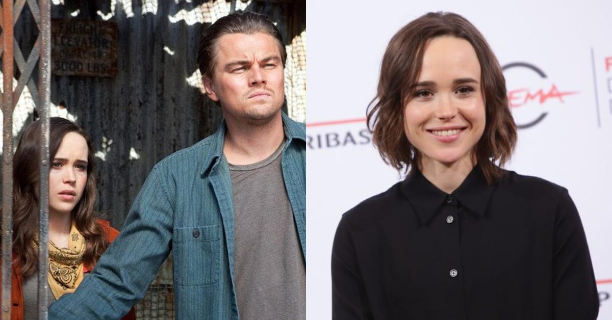 """《全面啟動》女主角宣布變性!改名「艾略特」,向""""Ellen Page""""正式告别"""