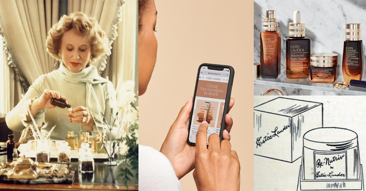 【妝同學上課6】20世紀最懂行銷的美妝品牌!雅詩蘭黛成功的5大秘辛,保養試用包、肌膚諮詢竟都從它開始