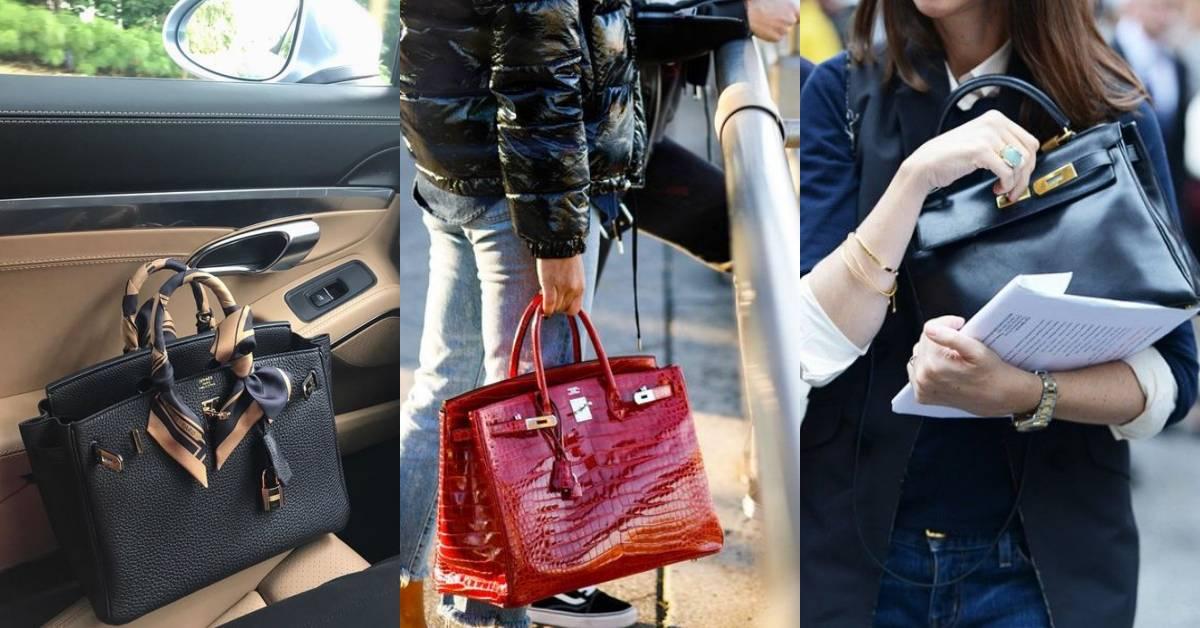 第一個Hermès要怎麼挑?你該從認識品牌這6種皮革開始,最不怕刮的原來是「它」!