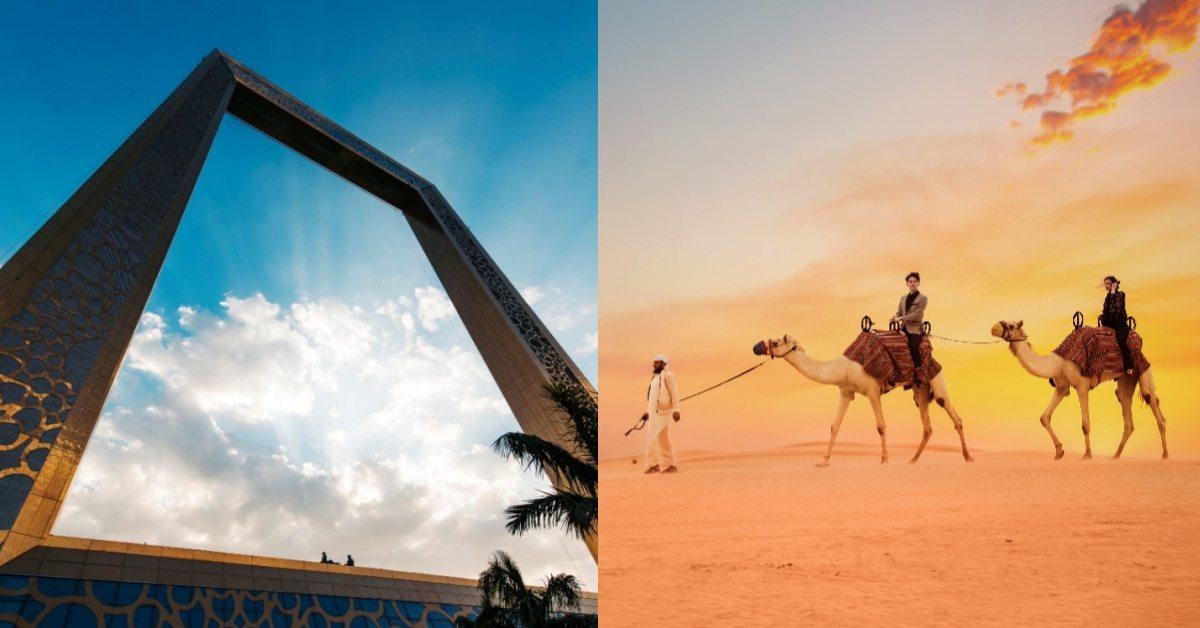 2020世界十大最佳旅行城市!「杜拜」人生必去,哈利法塔、杜拜相框這樣玩