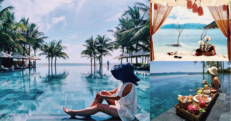 越南旅遊超級夯!8間越南豪華度假村推薦,高CP值住到私人泳池、漂浮早餐飯店
