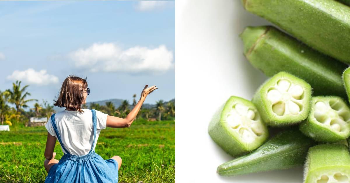 秋葵綠茶真的有減肥效果?營養師證實有效,但這三種人不要亂試!