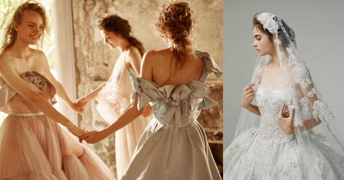 2021全新春夏高級訂製婚紗–SophiaRitz蘇菲雅婚紗歡慶30週年同步發佈 !