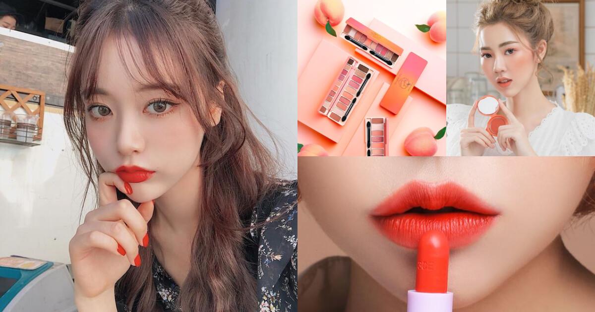 韓妞流行「澎澎妝」重點在:腮紅唇膏要同色系!5個細節妝容更精緻