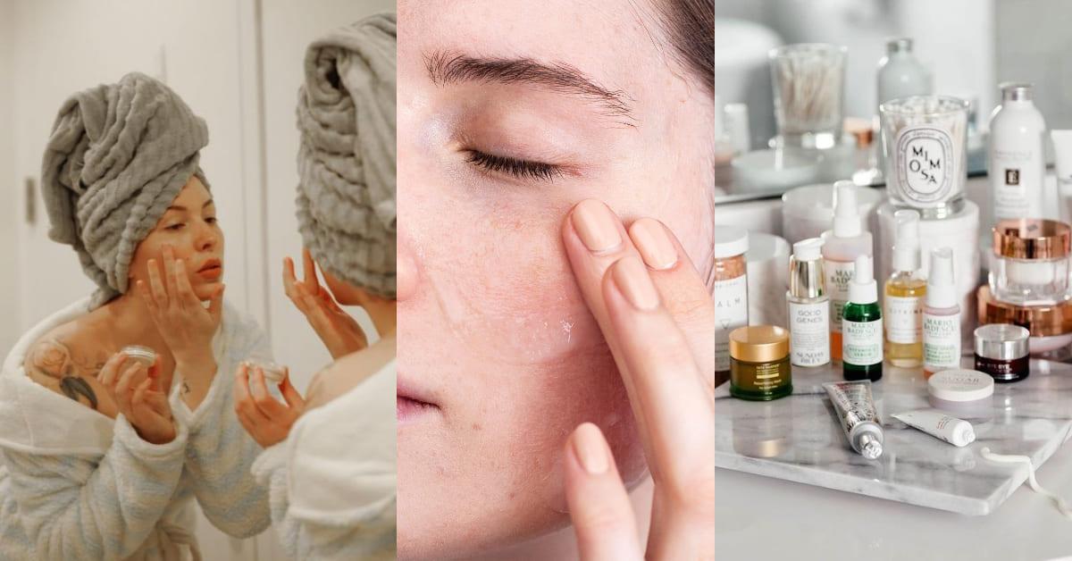 80%女性搞錯保養順序!乳霜在精華前擦保濕力才夠?皮膚科醫師:油性肌膚保養步驟要顛倒!