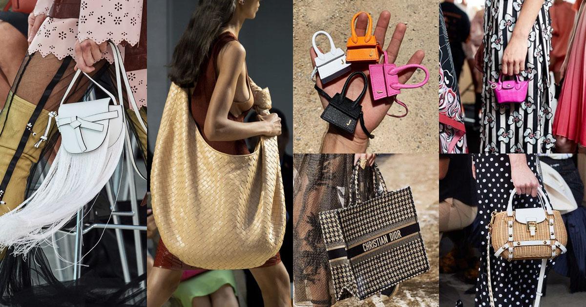 抓住2020春夏包款「6大趨勢」!Dior、Loewe、BV、MK包準入手省荷包,別再亂買啦!