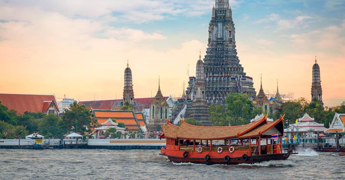 【泰國】最新曼谷交通攻略:曼谷機場到市區交通、空鐵BTS/地鐵MRT各站景點、昭披耶河交通船、嘟嘟車/計程車計價