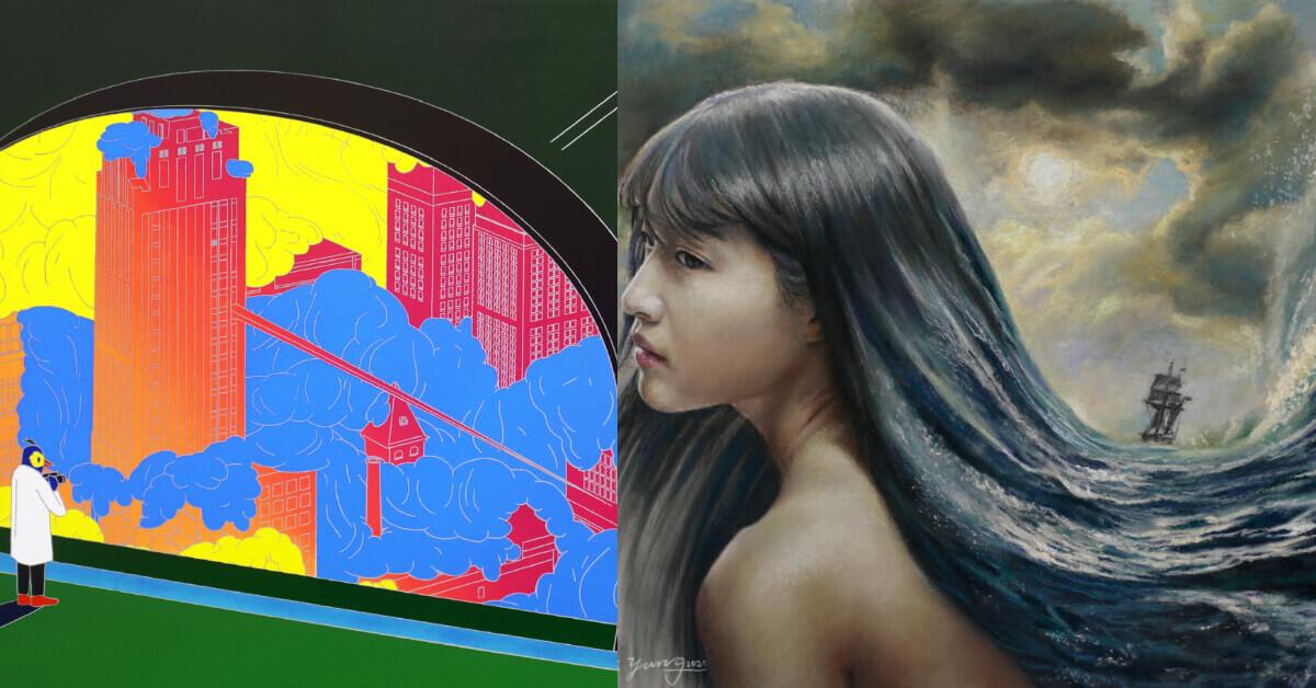 2020亞洲第一場飯店型實體與線上並行的藝術博覽會,瞄準全球藝術收藏家