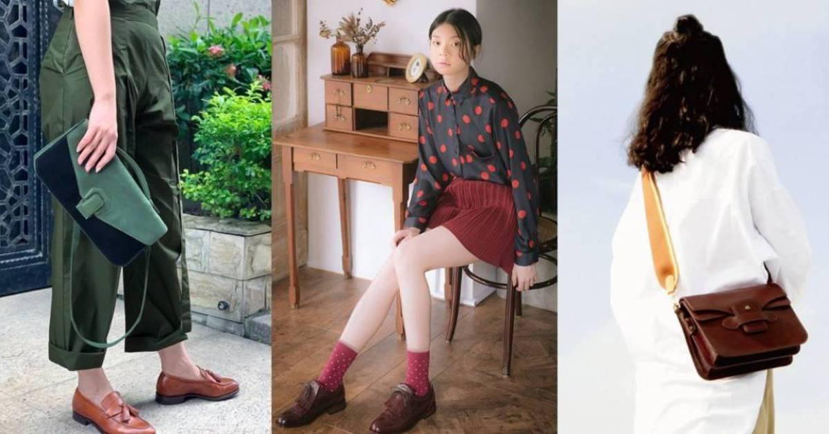 秋冬必搭真皮配件,4 個台灣設計品牌,讓妳配出最具個人品味的好質感
