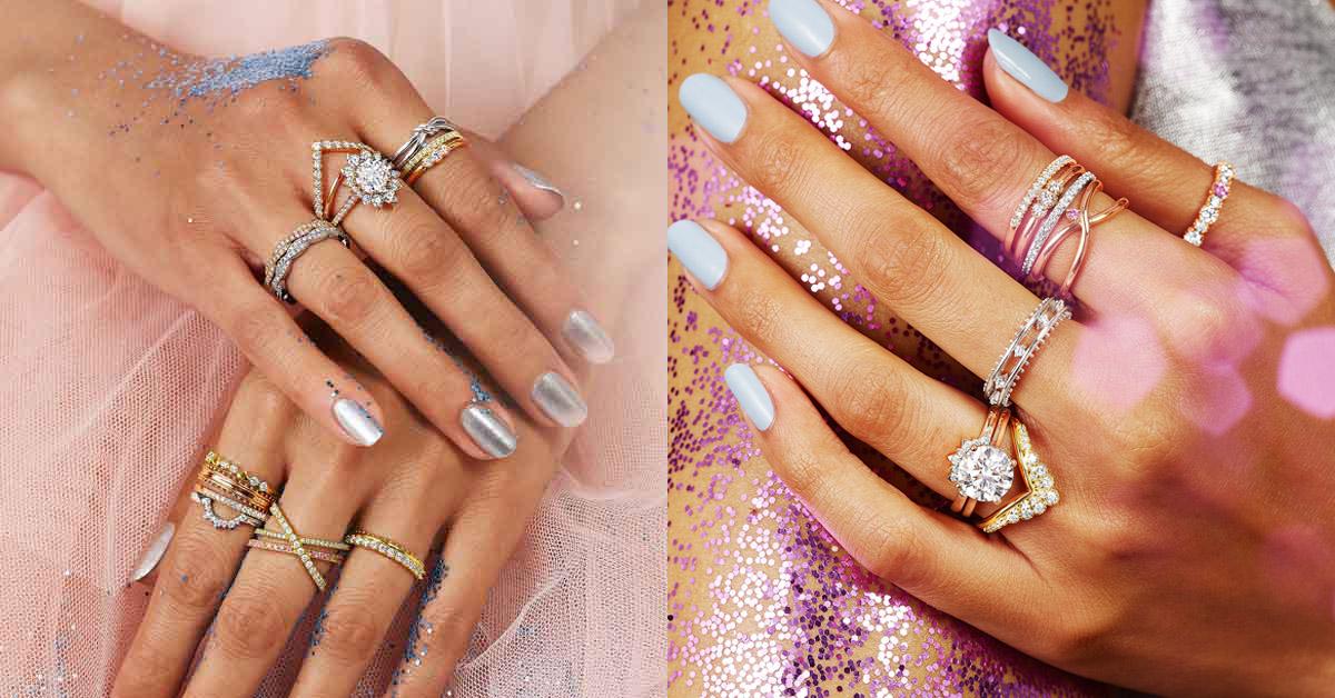 誰說被求婚才能戴鑽戒?HOF × Hayley Paige聯名的4款鑽戒,推薦給你日常配戴