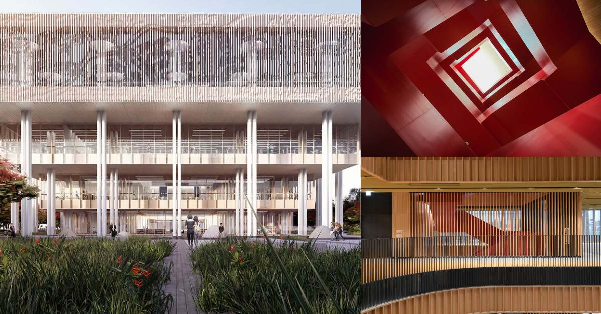 台南美術館二館遇勁敵!「台南市立圖書館」每個角落都像藝術品,網美打卡正夯!