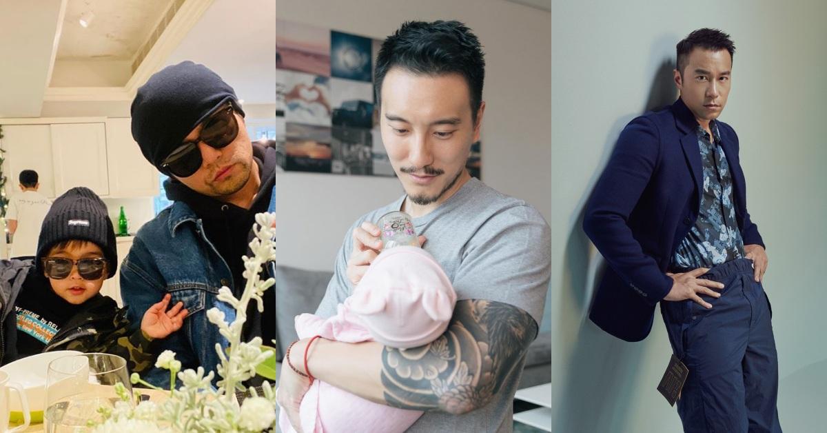 2020明星奶爸大盤點!張孝全、王陽明、李李仁…8位天菜男神,你最想嫁給誰?