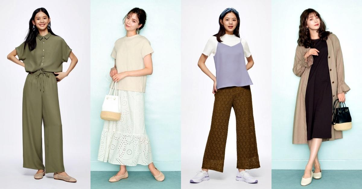 月銷破10萬件!公開日本女生最愛的4大GU「春夏爆款」,價格親民全都不到400元