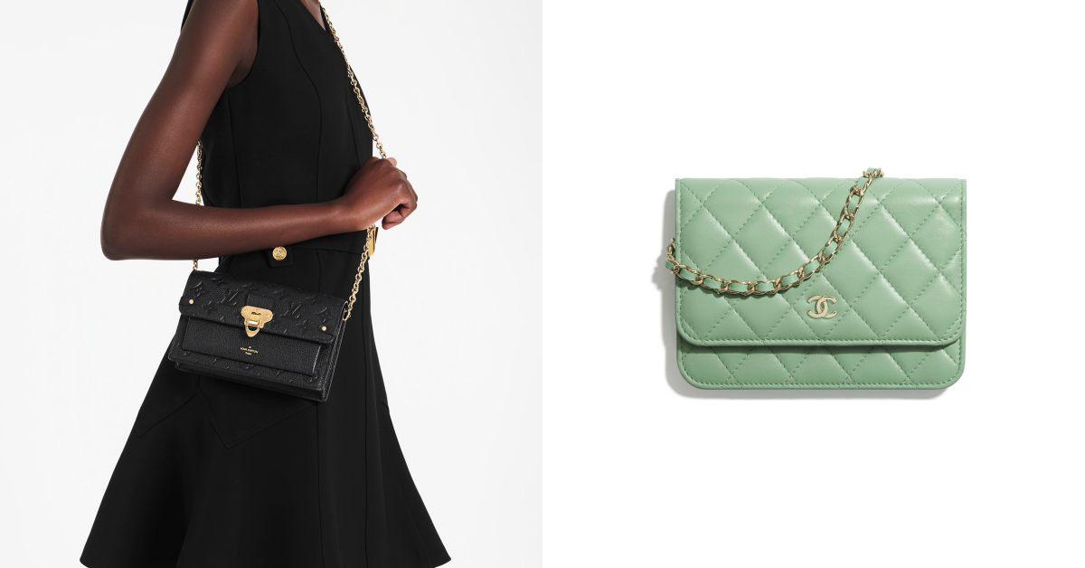 鍊帶皮夾推薦Top13!Chanel 、LV、Dior到Gucci,2021春夏最值得投資精品No.1