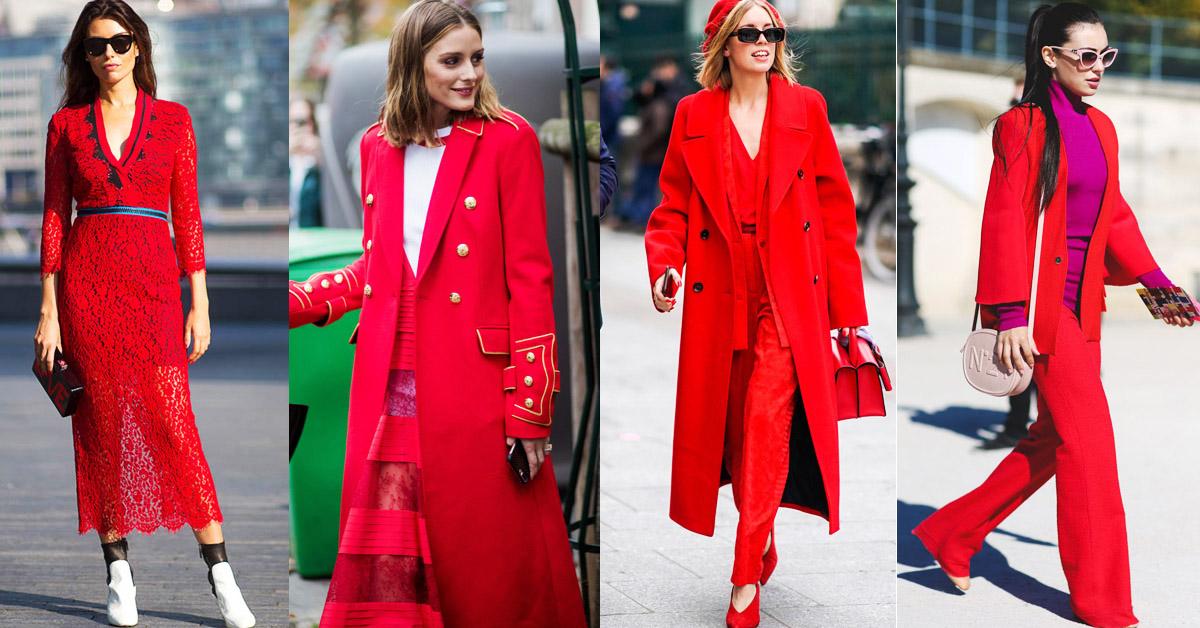 過年必備紅色穿搭!「不顯俗」又能開運,讓潮人示範給你看