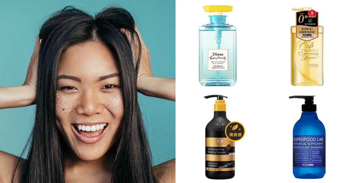 """2020洗髮精康是美人氣Top 10排行!這款號稱""""新一代救命洗髮水"""",第一名是MIT製造!"""