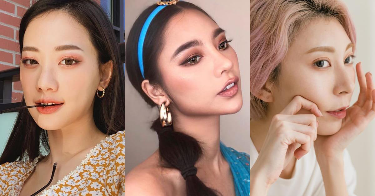 """美妝YouTuber誰最狂?Astor、Nana...台灣5位彩妝達人從""""韓妞""""畫到「茉莉公主」,根本Pro級!"""
