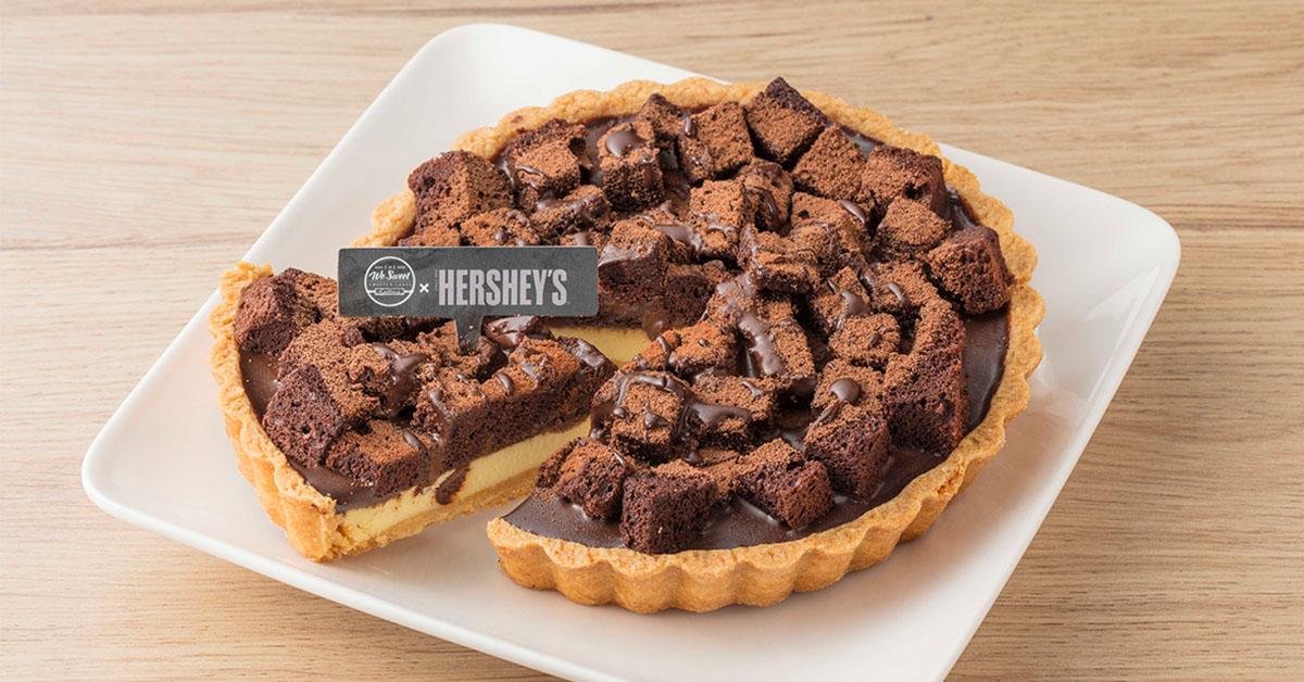 全聯又跟Hershey's聯名啦!首波6款澎湃巧克力甜點必吃